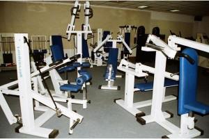 Geräte beim Bodybuilding