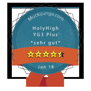 HolyHigh-YG3-Plus-Wertung