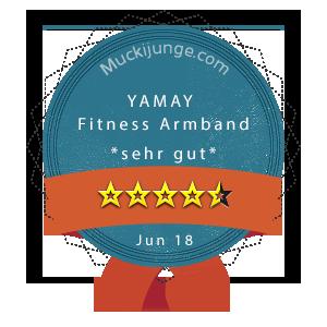 YAMAY-Fitness-Armband-Wertung