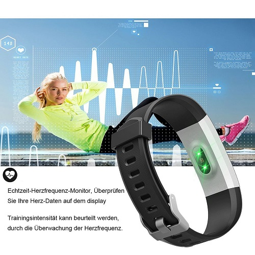 Yamay Fitness Armband Features