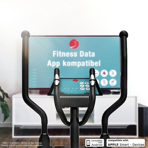 Sportstech CX608 Fitness Data App