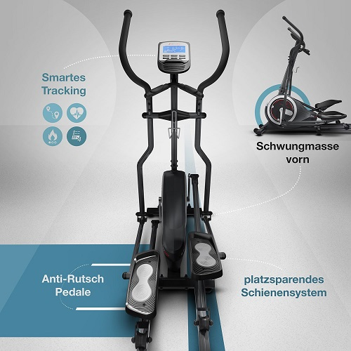 Sportstech Ellipsen Crosstrainer CX640 Features