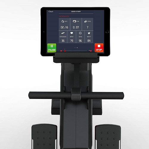 Sportstech RSX500 Menupanel