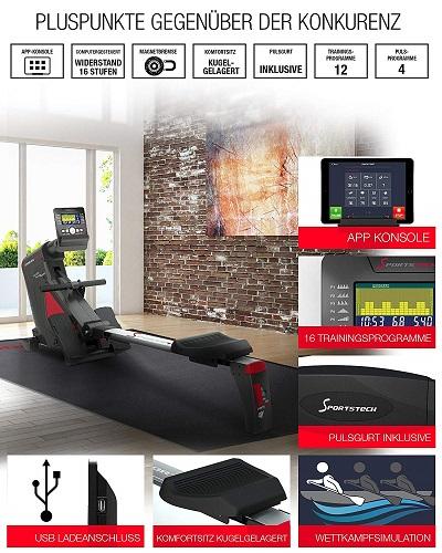Sportstech-RSX500-Vorteile-und-Features