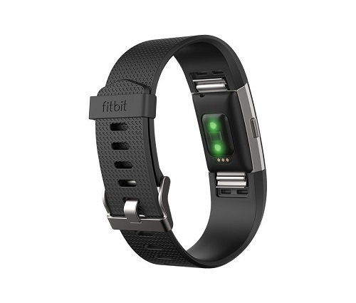 Fitbit Charge 2 Herzfrequenz Sensor
