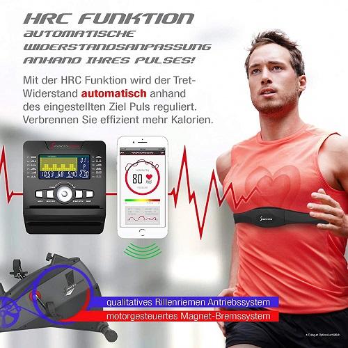 Sportstech ESX500 Herzfrequenz Monitor