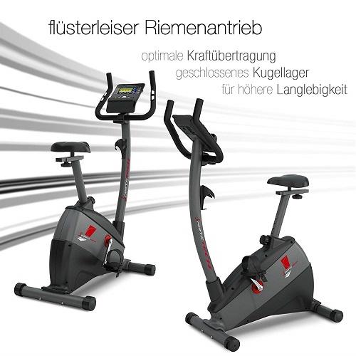 Sportstech ESX500 bester Antrieb