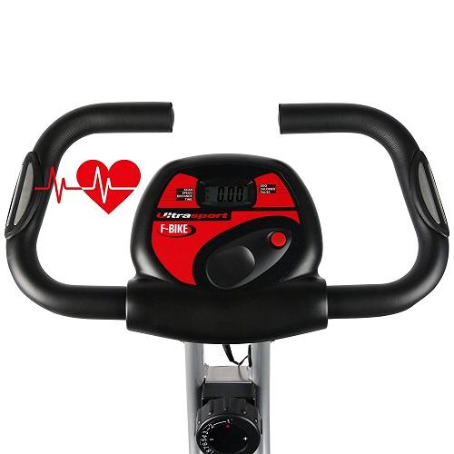 Ultrasport F-Bike mit Herzfrequenzmesser
