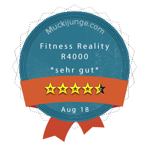 Fitness-Reality-R4000-Wertung