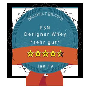 ESN-Designer-Whey-Wertung