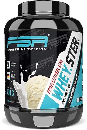 FSA Nutrition Whey.Ster. Test