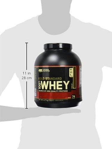 Optimum Nutrition Gold Standard Whey Im Beispiel