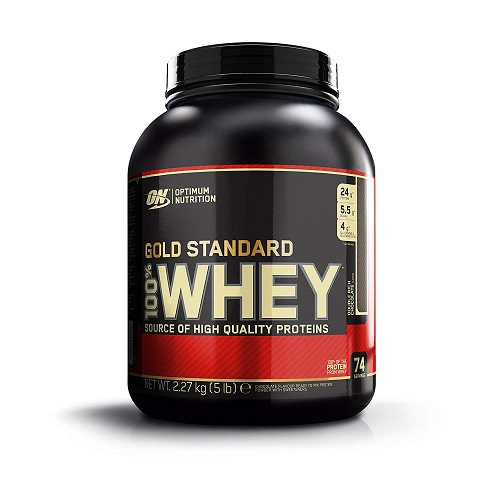Optimum Nutrition Gold Standard Whey Test